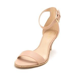 Coach Maude Soft Milled Leather Sandal